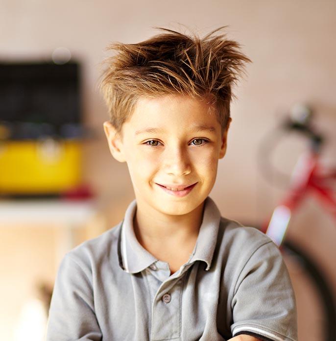 Haircuts For Kids Spadash